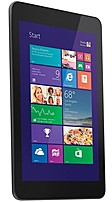 Dell Venue 8 Pro BELL8-PRO81 Tablet PC - Intel Atom Z3740D 1.8 GHz Quad-Core Processor - 2 GB DDR3L SDRAM - 32 GB Storage - 8.0-inch Display - Windows 8.1 - Black