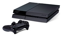 Sony  10034 PlayStation 4 Console - AMD 8-Core Processor - 500 GB Hard Drive - Jet Black