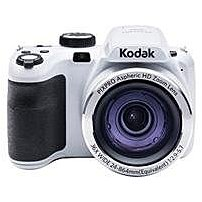 Kodak PIXPRO Astro Zoom AZ361-WH 16.15 Megapixels Digital Camera - 36x Optical/4x Digital Zoom - 3-inch LCD Display - 4.3-154.6 mm Lens - 1/2.3-inch CCD Sensor - White