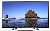 LG 60GA6400 60-inch Cinema 3D 1080p LED Smart TV with Google TV - TruMotion 120 Hz - HDMI