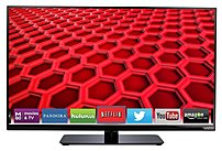 Vizio E400I-B2 40-inch Full-Array LED Smart TV - 1080p - 120 Hz - 2000000:1 - HDMI - Black