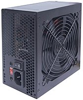 VisionTek 900346 500 Watts ATX12V Internal PC Power Supply 120 mm Fan