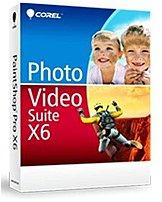 Corel Pvsx6enmbam Photo Video Suite X6 En Mini-box For Windows - 1 User - Complete Package