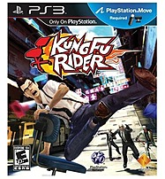 Sony 711719827023 Kung Fu Rider Move for PlayStation 3