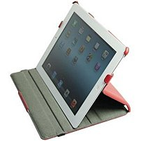 Inland Products 02607 is a Folio style IPAD Tablet Cover with a multi angle stand feature built in