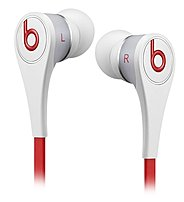 Beats By Dr Dre Tour 2.0 900-00087-01 In-ear Headphone - Wired - Stereo - White, Red