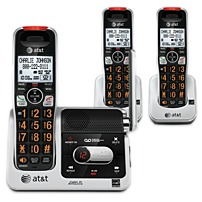 ATT CRL82312 Answering System with 3 Cordless Handset DECT 6.0