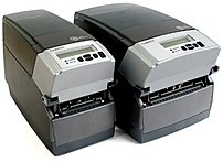 The Cognitive C Series CXT2 1300 Thermal Transfer Label Printer is the high performance thermal label printer, bridging the gap between mid range and desktop models
