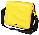 CellAllure 840176036485 Laptop Case - Fits up to a 15.4-inch Laptop - Yellow Neon