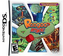 Nintendo Roogoo is a puzzle game where you'll be tasked with saving the planet Roo from its corrupt king