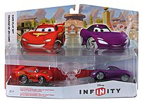 Disney 712725023737 Infinity Cars Play Set Pack - Universal