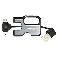 Scosche USBMM3 clipSYNC USB Sync/Charge Cable - USB for Came