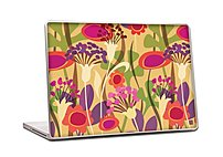 Pierre Belvedere 061106182052 076640 Removable Skin for 13 inch Laptop Seedheads