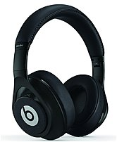 Beats By Dr Dre Executive 900-00132-01 Over-Ear Noise-Cancelling Headphones - Binaural - Full Size - 2 x AAA Batteries Required - Stereo - Black