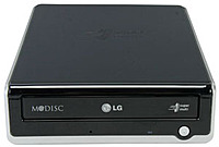 LG GE24NU40 External DVD-Writer - Retail Pack - DVD-RAM/
