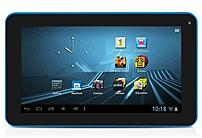 D2 D2-912_BL Internet Tablet PC - 1.0 GHz Single-Core Processor - 512 MB RAM - 4 GB Hard Drive - 9.0-inch Display - Android 4.1 Jelly Bean - Blue