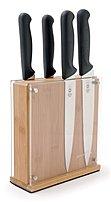 Swissmar 56975020840 Bamboo Magnetic Knife Block