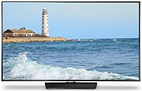 Samsung 5500 Series UN40H5500 40.0-inch LED Smart TV - 1080p - 120 Hz Clear Motion Rate - HDMI- Wi-Fi - Black