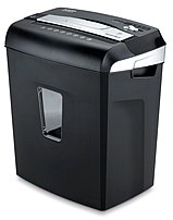 The Aurora JamFree AU1040XA Paper Shredder is designed for 5 minutes of continuous shredding with shred size of 3 16 inch x 2 5 32 inch