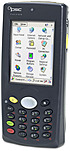 Datalogic 4220 1001R Falcon 4220 17 Key RF CF SD Slots PDA with Laser Scanner