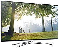 Samsung UN32H6350 32.0-inch Smart LED TV - 1080p - 240 Hz - Wi-Fi - HDMI - Matte Silver