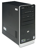 HP Pavilion FK562AA a6614f Desktop PC - AMD Phenom X4 9500 2.0 GHz Processor - 6 GB RAM - 640 GB Hard Drive - DVD+/-RW - Windows 7 Home Premium 64-bit
