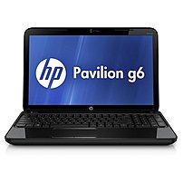 Hewlett-Packard C2N55UA G6-2217CL Notebook PC - AM A-4500M  1.9 GHz Quad-Core Processor - 6 GB DDR3 SDRAM - 750 GB Hard Drive - 15.6-inch Display - Windows 8