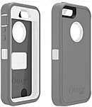 Otterbox Carrying Case (holster) For Iphone - Glacier - Drop Resistant, Bump Resistant, Shock Resistant, Scratch Resistant, Dust Resistant, Damage Resistant - Silicone - Two-tone 77-33324