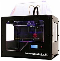 MakerBot Replicator 2X MP05927 Experimental 3D Printer - Wired - USB 2.0 - AC 120/230V