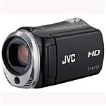 JVC Everio GZ-HM320BUS Camcorder - 1080p -