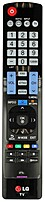 LG AKB73756542 Remote Control for 47LN5700 LED TV - 2 x AAA Batteries