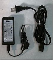 LG DA-18B12 AC Adapter for Notebook - 12 V, 1.5 A