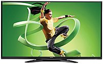 Sharp Aquos Q Series LC 60EQ10U 60 inch Smart LED TV   1080p (Full HD)   16:9   240 Hz   8000000:1   Wi Fi   Black
