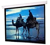 P Targa electric projection screen
