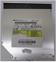 HP 608221-001 DVD RW/DL/FX Optical Disk Drive - SATA - 135 MBps Data Transfer Speed
