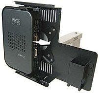 Wyse Technology 920324-01L Wall Mount Bracket for P20 Zero Client Network Computer