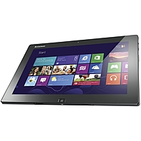 Lenovo IdeaTab Lynx K3011 64 GB Net-tablet PC - 11.6' - In-plane Switching (IPS) Technology, VibrantView - Intel Atom Z2760 1.80 GHz - Black, Purple Gray - 2 GB RAM - Windows 8 32-bit - Slate - 1366 x