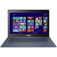 "Asus ZENBOOK UX301LA-DH51T 13.3"" Touchscreen Notebook - Intel Core i5 i5-4200U 1.60 GHz - Blue - 8 GB RAM - 256 GB SSD - Intel HD 4400 - Windows 8 64-bit - 2560 x 1440 Display - Bluetooth - Dual-core (2 Core) 90NB0191-M01530"