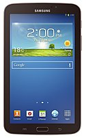 Samsung Refurbished Galaxy Tab 3 SM-T210RGNYXAR Tablet PC - 1.2 GHz Dual-Core Processor - 1 GB RAM - 8 GB ...