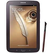 Samsung Galaxy Note Gt-n5110 16 Gb Tablet - 8-inch Display - Samsung Exynos 4412 1.60 Ghz Quad-core Processor - Brown, Black - 2 Gb Ram - Android 4.1 Jelly Bean - Slate - 1280 X 800 Multi-touch Screen Display - Bluetooth Gt-n5110nkyxar