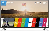 LG 55LB6300 55-inch LED Smart TV - 1920 x 1080 - 600 MCI - Dolby Digital - Wi-Fi - HDMI