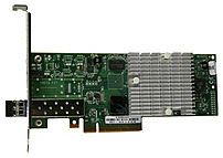 QLogic QLE8240-SR Single Port Converged Network Adapter with SR Optical Transceiver - 10 GbE - PCIe - FCoE - iSCSI