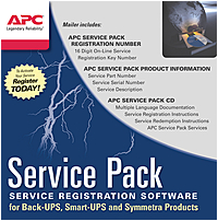 American Power Conversion WBEXTWAR3YRSP04 Service Pack 3 Years Extended Warranty