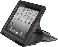 LifeProof Nuud Case and Cover Stand Combo - iPad 2, 3, 4 - Black 1103-01