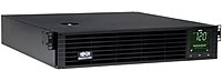 Tripp Lite SmartPro SMART3000RMXL2U 2U Rack-mountable UPS - 120 V - NEMA L5-30P - 5 ms - Black