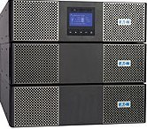 Eaton 9PX Series 9PX8KTF5 UPS with 11 Kva Extended Battery Module 2 x power NEMA L6 30 Hardwire 18 x power NEMA 5 20 Black Silver