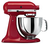 KitchenAid Artisan Series KSM150PSER 1.2 Gallon Stand Mixer - Empire Red