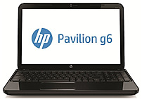 HP Pavilion C9G70UA g6-2237cl Notebook PC - AMD A6-4400M 2.7 GHz Processor - 6 GB DDR3 SDRAM - 1 TB Hard Drive - 15.6-inch Display - Windows 8