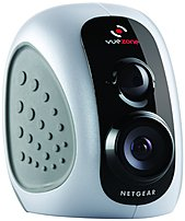 Netgear VueZone VZCM2050 200NAS Add on Motion Detection Camera Wireless 1600 x 1200 2 x CR123A Batteries Grey