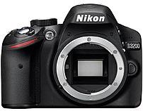 Nikon VBA330AE D3200 24.2 Megapixels Digital SLR Camera (Body Only) - 3.0-inch LCD Display - Black